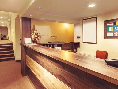 Ремонт гостиниц и отелей