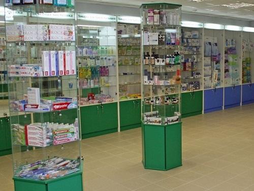 ремонт аптек в Москве